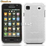 Husa Samsung Galaxy S i9000 i9001 + folie + stylus, Plastic