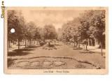 CP191-98 Lacu-Sarat (Braila)-Parcul Englez -carte postala circulata 1904 ?