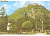 CP193-38 Deva. Cetatea -carte postala necirculata