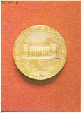 CP194-48 Medalie(avers)  reprezentand Muzeul National de Istorie al RSR emisa in 1971-carte postala necirculata