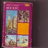 MEXIC - Carte de calatorie