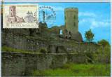 Ilustrata maxima Turnul Chindiei, Targoviste