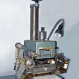 Masina (presa) imprimare folio sau emboss MADAG