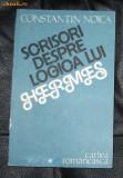 C Noica Scrisori despre logica lui Hermes C.Rom.1986