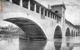 CARTE POSTALA  ITALIA  PAVIA PONTE SUL TICINO  CPO 65
