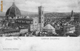 CARTE POSTALA   ITALIA FIRENZE CATEDRALA - CPO 81