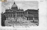 CARTE POSTALA  ITALIA  ROMA   - CPO 64