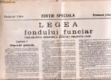 ZIARUL ROMANUL LIBER EDITIE SPECIALA