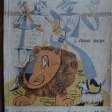 VRAJITORUL DIN OZ - L. FRANK BAUM - carte pentru copii - Carte educativa