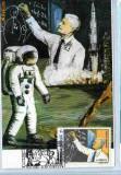 Ilustrata maxima Aerofilatelie - Herman Oberth