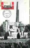 Ilustrata maxima Carei - Monumentul Eroilor