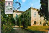 Ilustrata maxima Udriste Nasturel, casa de la Heresti