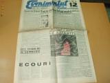 Ziar EVENIMENTUL ZILEI 16 09 1943 Reducere 30 %