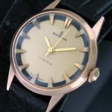 * Ceas Sorna clasic, mecanism Ronda - NOS - 1968 - Ceas barbatesc, Mecanic-Manual, Analog, 1940 - 1969