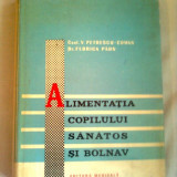 ALIMENTATIA COPILULUI SANATOS SI BOLNAV