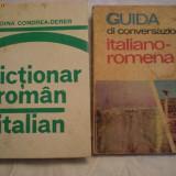 limba italiana -dictionar si ghid de conversatie