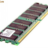 Memorie RAM 512Mb DDR1 333Mhz PC2700 Non-ECC 184pini DDR Desktop DIMM [sau orice alta memorie], 512 MB