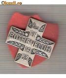 CIA 215 Medalie  (Schwing) ROTHENFLUH 1933 (lupte -Wrestling )(Elvetia) -dimensiuni, circa 26X26 milimetri