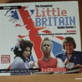 Little Britain - The Complete Radio Series 1 (3CD) - Muzica Dance