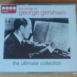 George Gershwin - The Ultimate Collection (4CD) - Muzica Jazz