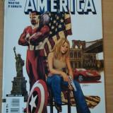 Captain America #49 . Marvel Comics - Reviste benzi desenate