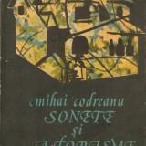 Mihai Codreanu-Sonete si Aforisme