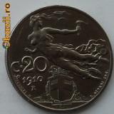 20 cent 1910 Italia