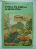 Gheorghe Mihalca, Veronica Mihalca - Tehnici de pastrare a alimentelor prin frig (1986), Alta editura