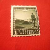 Serie- Pentru Opere de Binefacere 1948 Austria, 1 valoare