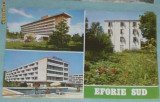 ROMANIA - EFORIE SUD. NEPTUN. ILUSTRATE COLOR CIRCULATE (I7)