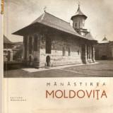 Manastirea Moldovita*ghid turistic - Carte de calatorie