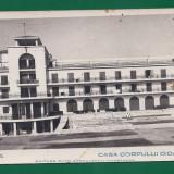 18.ILUSTRATA CONSTANTA - CASA CORPULUI DIDACTIC - CIRCULATA. - Carte Postala Dobrogea dupa 1918