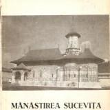 Manastirea Sucevita*ghid turistic - Carte de calatorie