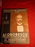 A.I.Odobescu- Pseudo-Kyneghetikos -1932 -cu Ilustratii, A.I. Odobescu
