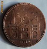 1 penny 1812 Hull Head Works