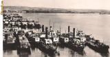 Carte postala(ilustrata)-TURNU SEVERIN-Vedere din port