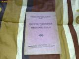 Schita turistica a regiunei Cluj - 1946 - brosura