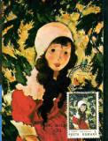 Ilustrata Maxima Pictura  - Tonitza - Fetita padurarului