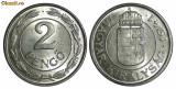 UNGARIA 2 PENGO 1941 ALUMINIU UNC