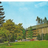 Carte postala(ilustrata)-BRASOV-Hotel Poiana