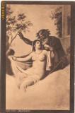T FOTO 68 Romantica -Casa Vetti -Ermafrodita -nud -antebelica -sepia