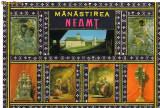 Carte postala(ilustrata)-MANASTIREA NEAMT