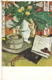 Carte postala(ilustrata)-THEODOR PALLADY-Natura statica