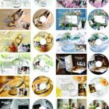 Album 200 Coperti si Etichete PSD Nunti / Weddings Template - Software Editare video