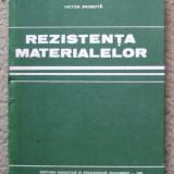 REZISTENTA MATERIALELOR - VICTOR DROBOTA