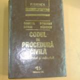 G. Boroi D. Radescu Codul de procedura civila 1996