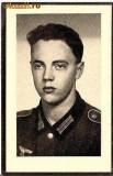 V FOTO 16 Necrolog -Militar german Gefreiter Max Krenn , cazut in razboi, la varsta de 19 ani si jumatate -cruce cu zvastica 1939