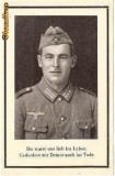 V FOTO 09 Necrolog -Militar german Obergefreiter Georg Hodl, cazut la datorie, ranit in razboi, 1 oct 1946, la varsta de 34 ani