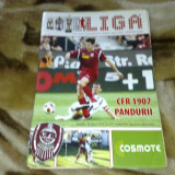 Program sportiv - Divizia A -CFR Cluj - Pandurii Tg Jiu- 28 august 2010