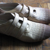 Pantofi barbatesti sport elegant marime 41 - Pantof barbat, Piele naturala